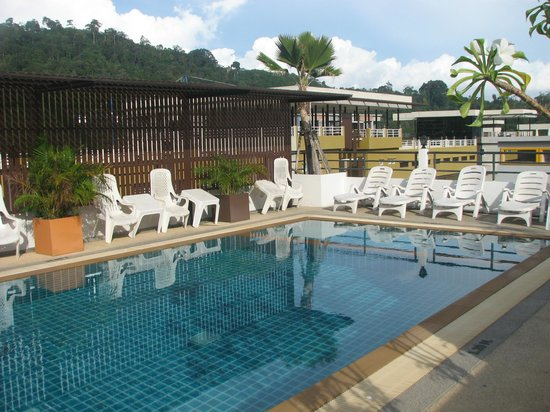 Patong Princess Hotel: Swimming pool