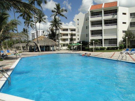 Albatros Club Resort: Der große Pool