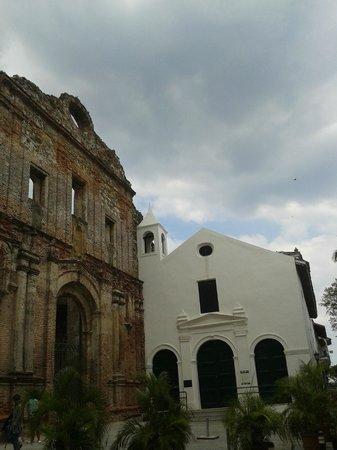 Catedral de Panamá la Vieja: Recorridos