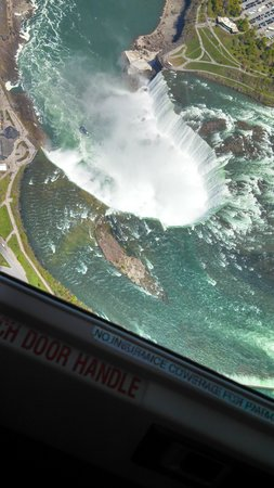 Niagara Helicopters Limited: View from the chopper