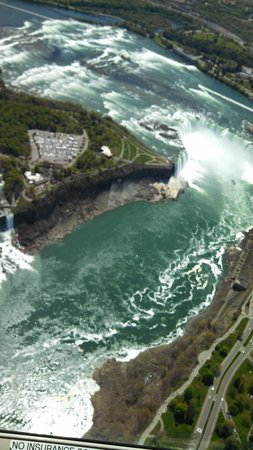Niagara Helicopters Limited: Another view from the chopper