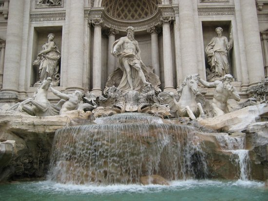 Best Rome Driver Private Tours: Trevi