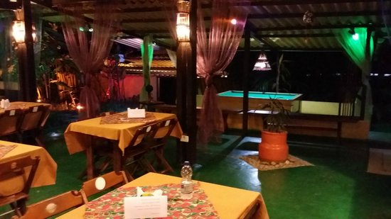 Restaurante Rio Bracuhy