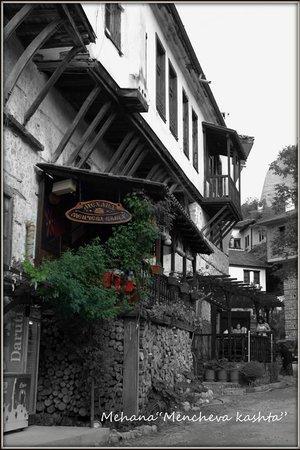 Mencheva kashta,Melnik,Bulgaria