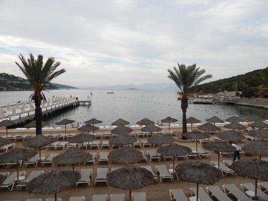 Voyage Türkbükü : Dining area view