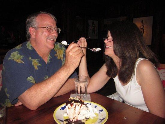 Outrigger Waikiki Beach Resort: Hula Pie at Dukes!