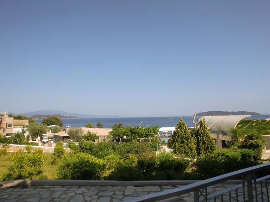 Kassandra Bay Resort & SPA: View from room