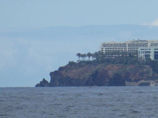 Lti Pestana Grand: Hotel auf dem Felsen
