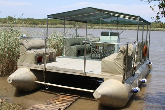 Makakatana Bay Lodge : boat trip