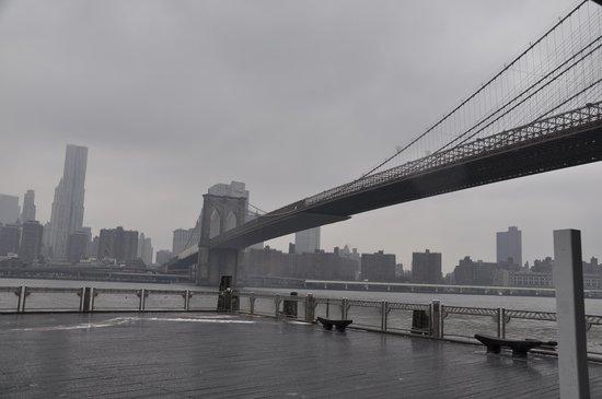 Manhattan Bridge: puente de Manhattan