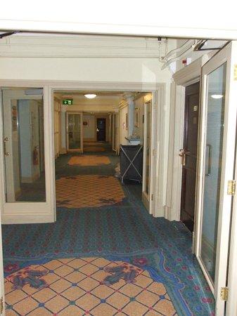 Britannia Prince of Wales - Southport: Corridor