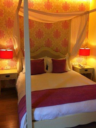 Corfu Mare Boutique Hotel: Представительский номер