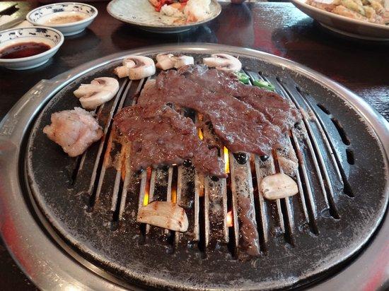 beef kalbi - Picture of Korea Garden, New Malden - TripAdvisor