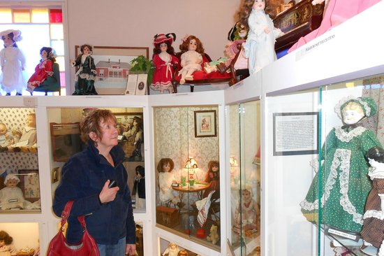 Fennimore Doll and Toy Museum and Gift Shoppe: Amazing Collection