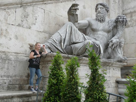 B&B da Carlotta alle Quattro Fontane : Magnifique voyage à Rome ...