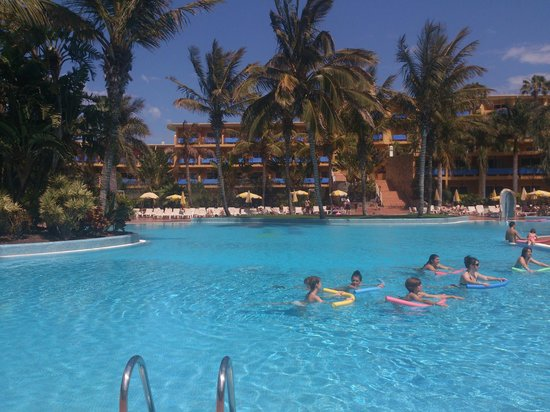 Club Drago Park Hotel : Pool