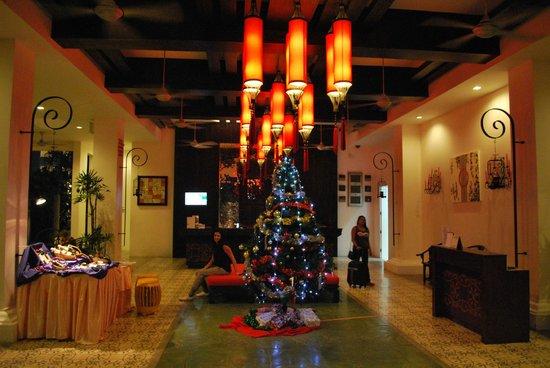 The Old Phuket: hall natalizia