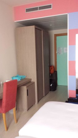 Hotel Ristorante Giardinetto: Superior room with seaview