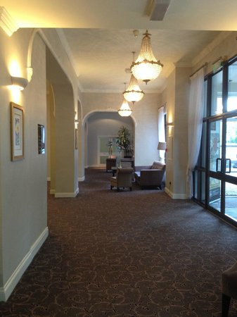 The Montenotte Hotel : Reception