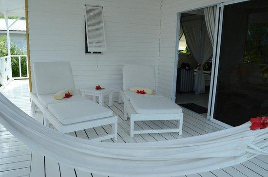 Opoa Beach Hotel : Room
