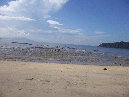 The Westin Playa Bonita Panama: Playa después del mediodía