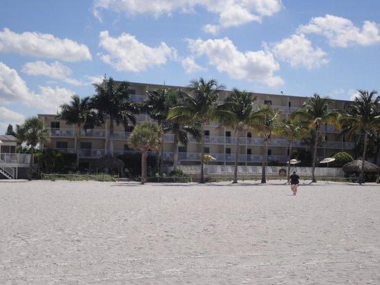 BEST WESTERN PLUS Beach Resort: Great views from each room!