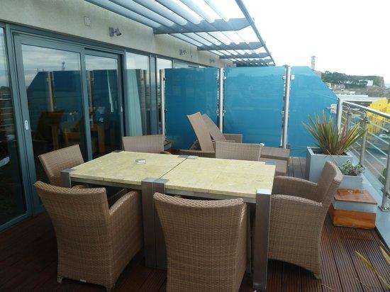 Royal Yacht Hotel: Penthouse