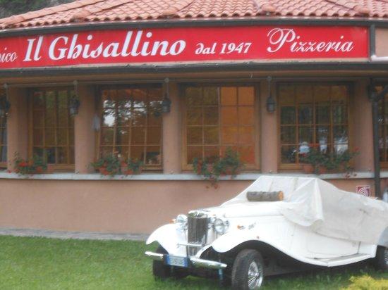 Magreglio, Italia: Particolare del locale