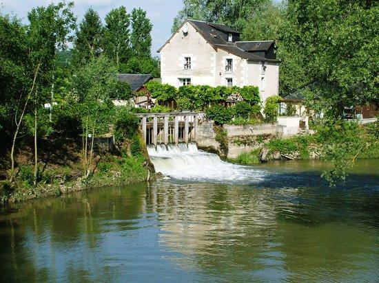 Le Moulin de Saint Jean: vue générale