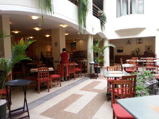 XIMA Cusco Hotel: lobby