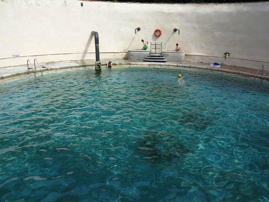 Antiche Terme di Giunone : piscina termale Brentella
