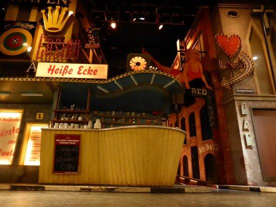 Schmidt Tivoli: Bühnenbild
