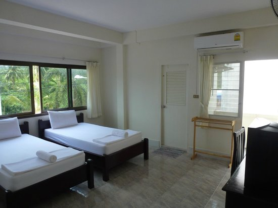 Albatross Guesthouse @ Thungwualaen Beach: Номер