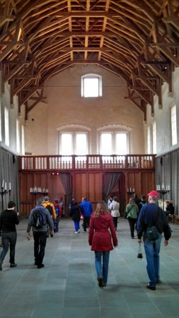 Stirling Castle: Great Hall