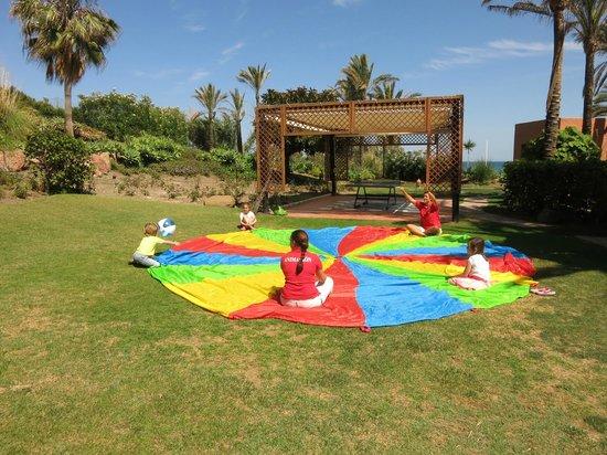 Kempinski Hotel Bahía: Kids club activities