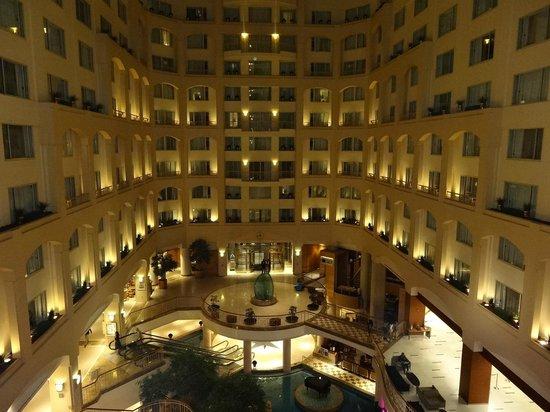 Grand Hyatt Washington: from 4th floor