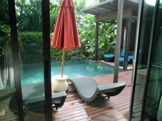 Ramada Khao Lak Resort: Our pool villa