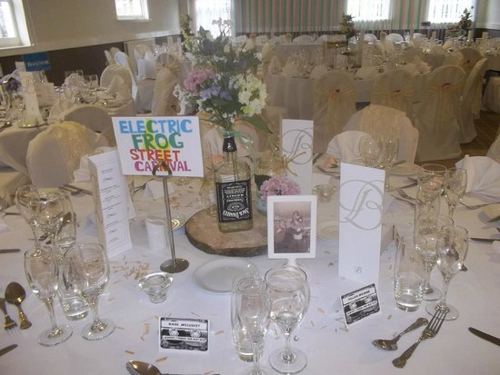 Best Western Buchanan Arms Hotel & Leisure Club : Tables