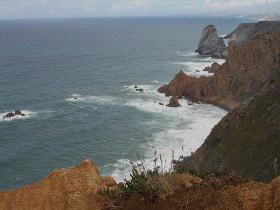 Cabo da Roca: Rocas