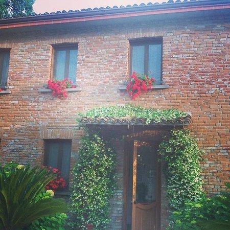 Locanda Del Carrobbio: L'edificio con le camere