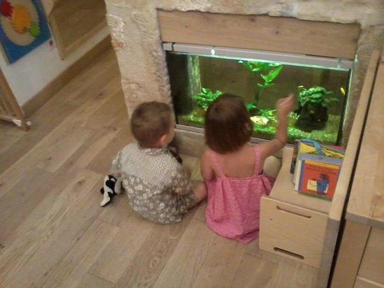 Chez Ninou : complicité aquarium