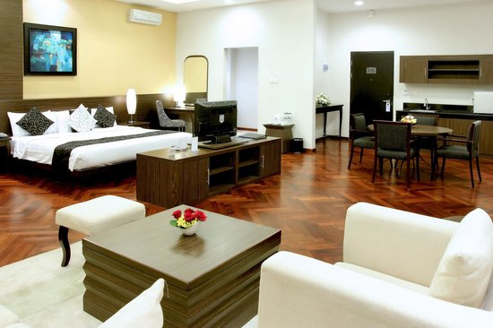 Grand Pacific Hotel: Presidential Suite