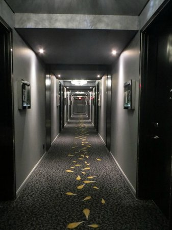 Protea Hotel Fire & Ice! by Marriott Johannesburg Melrose Arch : hallways