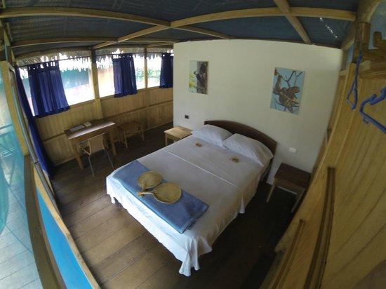 Muyuna Amazon Lodge: Matrimonial Room