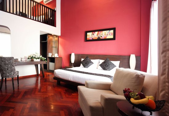 Grand Pacific Hotel : Family Suite