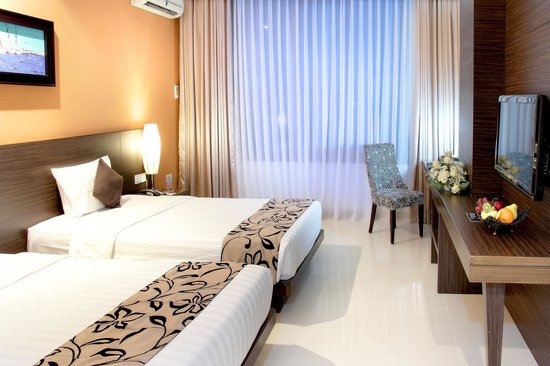 Grand Pacific Hotel : Deluxe Room