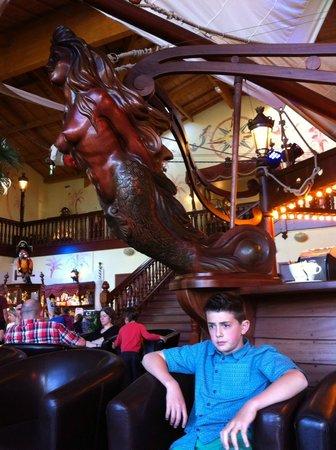 Hotel des Pirates : Bar