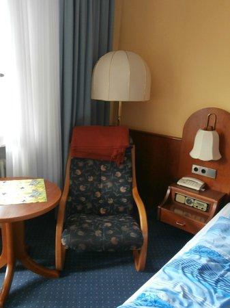 Hotel Landhaus Waldesruh: camera