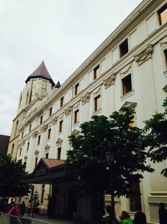 Amazing Hilton Budapest ...........