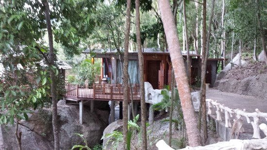 Panviman Resort - Koh Pha Ngan: Family cottage